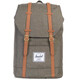Herschel Retreat Backpack Canteen Crosshatch/Tan